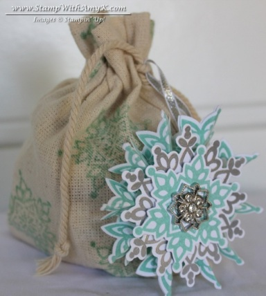 Festive Flurry Bag