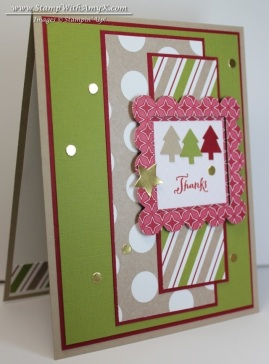 Another Thank You 1 - Stamp With Amy K