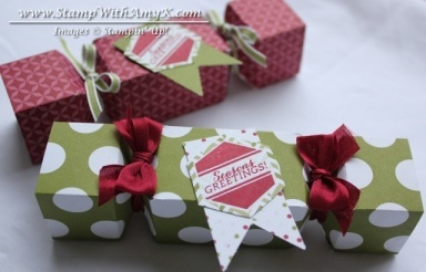 Christmas Tagables - Stamp With Amy K