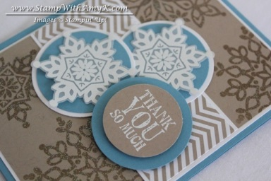 Festive Flurry 2 - Stamp With Amy K