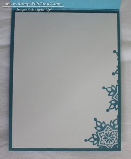 Festive Flurry 3 - Stamp With Amy K