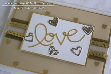 Language of Love 1 - Stamp With Amy K