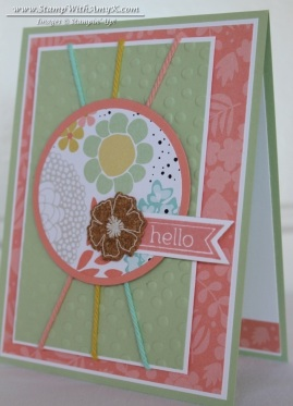 Perfect Pennants 1 - Stamp With Amy K