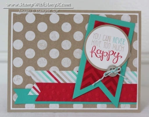 Yippee Skippee - Stamp With Amy K
