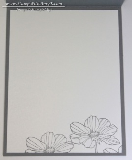 Peaceful Petals 4 - Stamp With Amy K