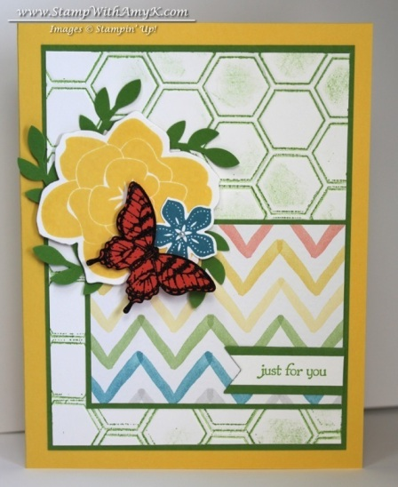 Simple Stems - Stamp With Amy K