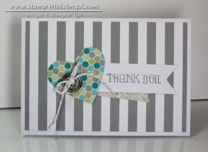 Happenings Simply Created Card Kit 1 - Stamp With Amy K