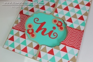 Label Card Thinlits Die 1 - Stamp With Amy K