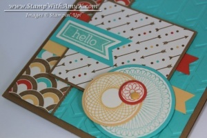 Spiral Spins 3 - Stamp With Amy K