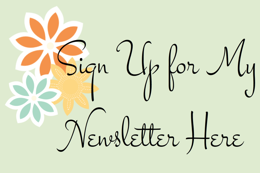 Click here if you'd like to receive my weekly newsletter