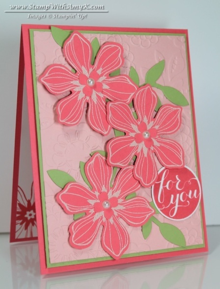 Beautiful Bunch - Stamp With Amy K