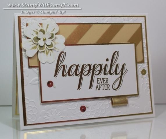 Big News - Stamp With Amy K