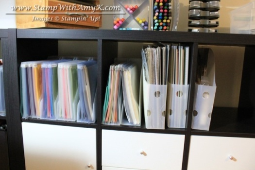 My Stamp Room Paper Storage 1 - Stamp With Amy K