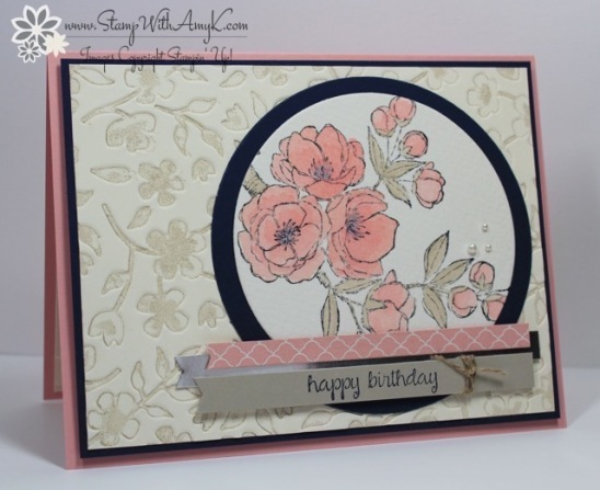 Indescribable Gift - Stamp With AmyK