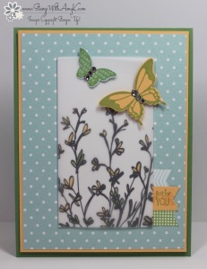 Nature's Perfection 2 - Stamp With Amy K