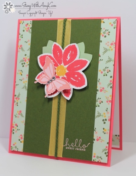 Petal Potpourri - Stamp With Amy K