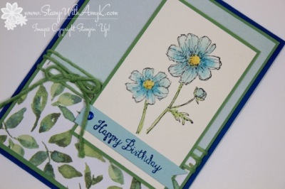 Bloom With Hope 3 - Stamp With Amy K