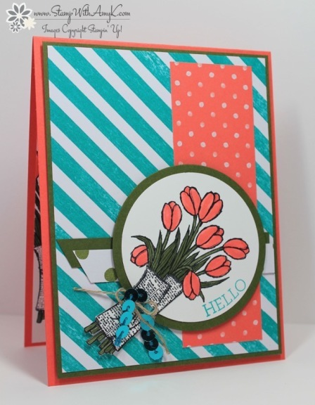 Love Is Kindness - Stamp With Amy K