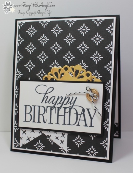Happy Birthday, Everyone - Stamp With Amy K