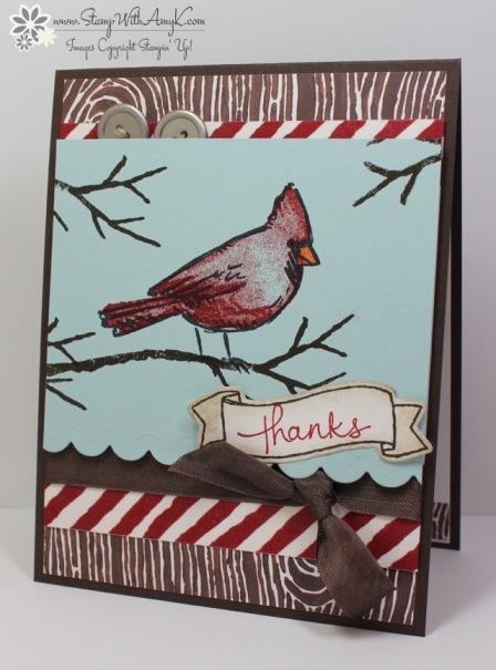 Joyful Season - Stamp With Amy K