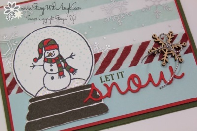 Sparkly Seasons 3 - Stamp With Amy K