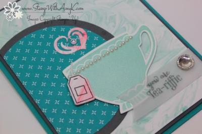 A Nice Cuppa 3 - Stamp With Amy K