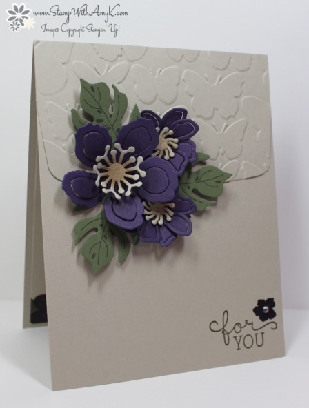 Botanical Blooms - Stamp With Amy K