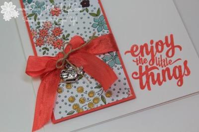 Enjoy the Little Things 3 - Stamp With Amy K