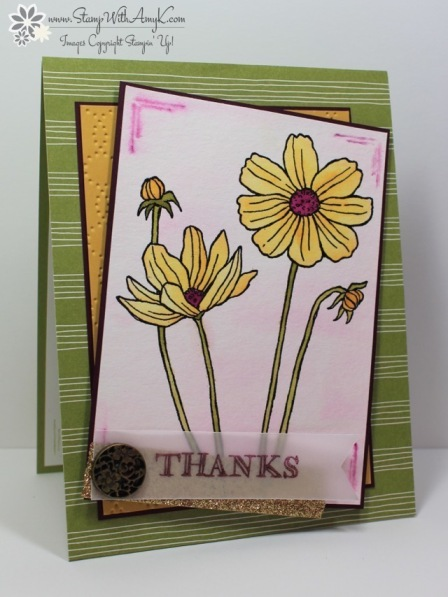 Helping Me Grow - Stamp With Amy K