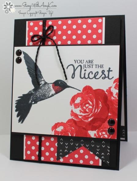 Picture Perfect - Stamp With Amy K