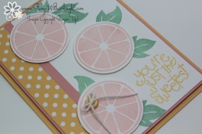 Apple of My Eye 3 - Stamp With Amy K