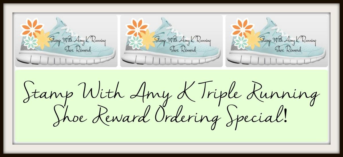 Triple Reward Point Ordering Special