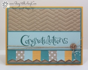 Sassy Salutations 1 - Stamp With Amy K