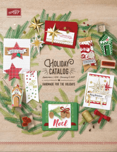 Stampin' Up! 2016 Holiday Catalog