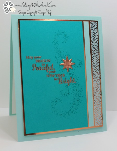 Star of Light - Stamp With Amy K